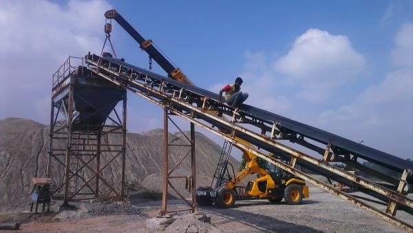 crusher mechine  shifting... - by MSV Earthmovers And Crane Services, Tirupur