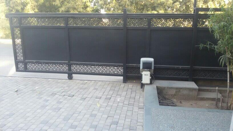 Best Quality Remot Operating Sliding Gate Manufacturer - by Amit Engineering, Ahmedabad