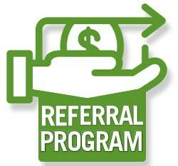 We develop small businesses  to increase their sales. We provide referral programs