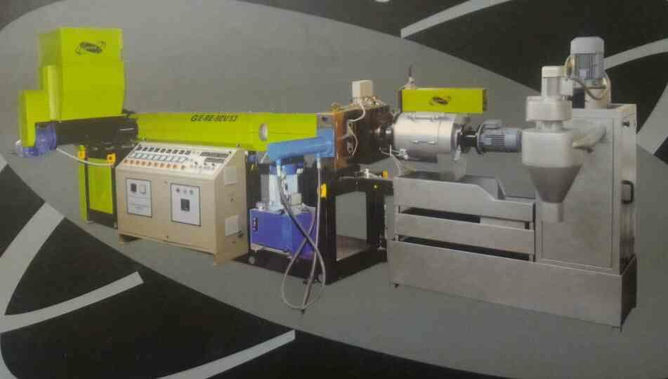 Presenting Plastic Recycling plant with new technogy - by Gaurav Engineering, Ahmedabad
