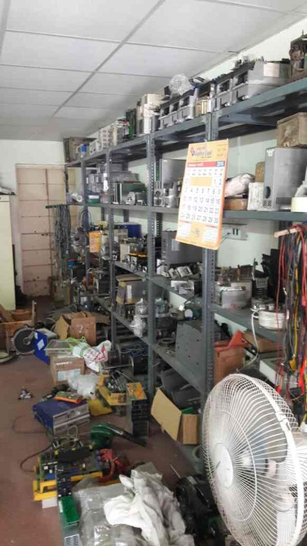 This is our workshop  - by Santosh Electronics Systems, Ahmedabad