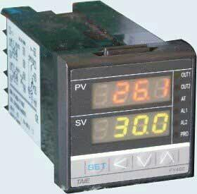 We are instrumental in providing clients with PID Controllerthat is a kind of wetted measurement and control device. The control room equipment, PID Controller, is integrated with the latest technologies and is highly acclaimed by clients  - by Soham Automation, Ahmedabad