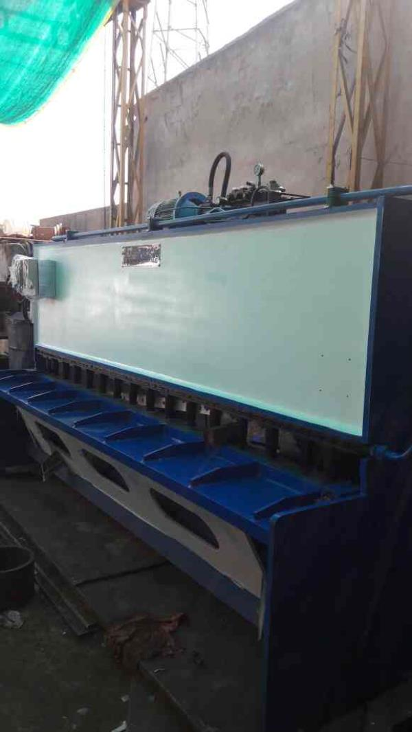 we are the leading manufacturer of Shearing Machine in Vatva Gidc Ahmedabad