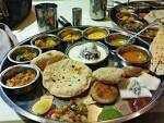 Best Gujarati thali in Vadodara..