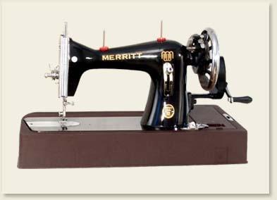 Merritt Sewing Machine Dealer In Nashik