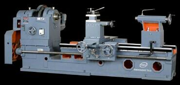Heavy Duty Lathe Machine Manufacturers in Rajkot - by Raman Machine Tools, Rajkot