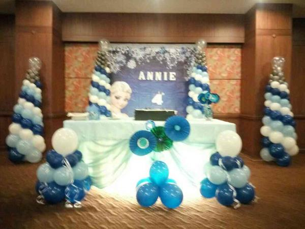 Today Annie's 4th Birthday, we thank her mom for giving us this opportunity to work and she gave a Frozen as a Theme. www.midor.in #birthday #frozentheme #frozen #midorevents #midorentertainments