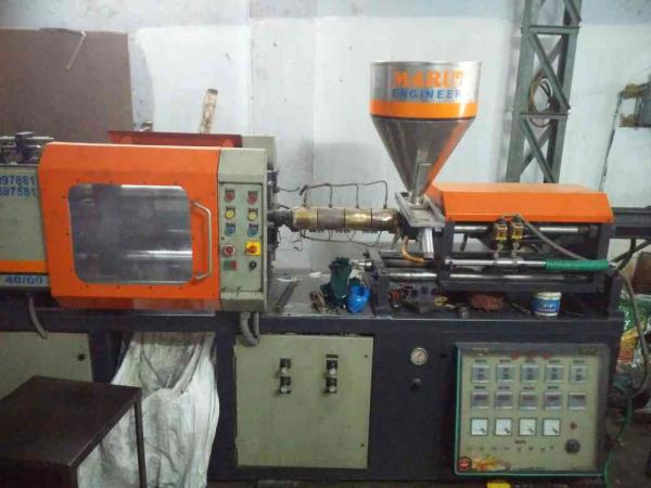 various types of Injection moulding machines for Plastic Injection moulding jobwork. - by Jalvi Enterprise, Ahmedabad
