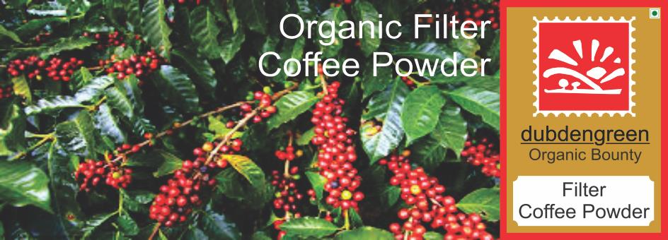 ORGANIC COFFEE  from Dubdengreen - The Organic Food Store. And More.   Besides providing antioxidants and a jolt of energy, Coffee offers a host of benefits.   It is known to reduce the risk of liver and prostate cancer.   Since it has caff - by Dubdengreen, South Delhi