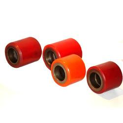 We are one of the leading manufacturer and supplier of the finest quality PU Rollers. Available in many varieties, these are manufactured using all international quality standards. Fabricated by using high grade materials such as Cast Iron, - by SOLID WHEELS INDUSTRIES, Ahmedabad