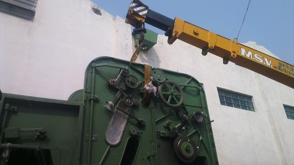oe...mill working  - by MSV Earthmovers And Crane Services, Tirupur
