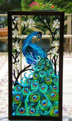 """The details are not the details, they make the design."" – Charles Eames Masterpiece Art On Your Door Or Windows Glass, Can You Imagine How It Looks? ‪#‎glasswork‬ ‪#‎glasspaintings‬ ‪#‎interiordesigns‬ - by Four Walls Interiors, Coimbatore"