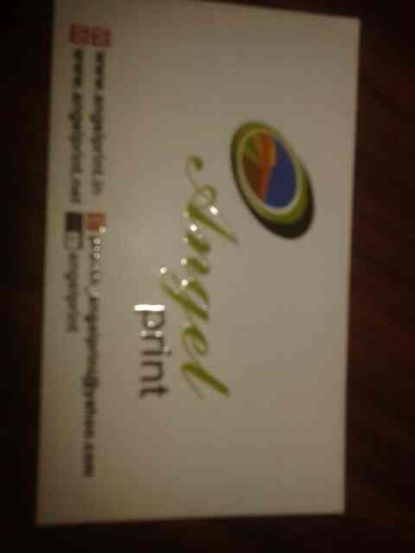 we are manufacture of paper print on ahmedabad.e - by Angel Ahd, Ahmedabad