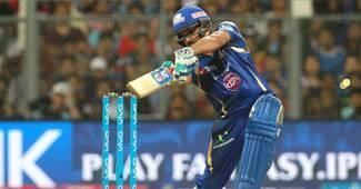 मुंबई के बानखेड़े स्टेडियम में खेले गए आईपीएल-9 मुकाबले में मुंबई इंडियंस ने रॉयल चैलेंजर्स बैंगलोर को 6 विकेट से हरा दिया. पहले बल्लेबाजी करते हुए रॉयल चैलेंजर्स बैंगलोर ने 20 ओवरों में 170 रन बनाए थे जिसे मुंबई इंडियंस ने 18 ओवरों में 4 विकेट खोकर हासिल कर लिया. रोहित शर्मा ने 62 रनों की पारी खेली जबकि केरन पोलार्ड ने ताबड़तोड़ 19 गेंदों में 40 रन बना डाले. इससे पहले रॉयल चैलेंजर्स बैंगलोर ने 170 रनों का स्कोर खड़ा किया था. जिसमें कप्तान विराट कोहली ने 33 रन, डिविलियर्स ने 29 रन और सरफराज खान ने 28 रन बनाए थे. जबकि ओपनर के एल राहुल ने 23 रनों की पारी खेली. मुंबई इंडियंस की टीम ने टॉस जीतकर पहले गेंदबाजी करने का फैसला लिया था. कोहली की टीम में 6 बदलाव  बैंगलोर ने अपनी टीम में छह बदलाव किए थे. क्रिस गेल इस मैच में नहीं खेले. उनकी पत्नी ने बेटे को जन्म दिया है जिसके कारण उन्हें स्वदेश लौटना पड़ा है. उनकी जगह ट्रेविस हेड को टीम में शामिल किया गया. जबकि परवेज रसूल की जगह स्टुअर्ट बिन्नी, डेविड विज की जगह केन रिचर्डसन, युजवेन्द्र चहाल की जगह इकबाल अबदुल्ला, केधार जाधव की जगह क एल राहुल और श्रीनाथ अरविन्द की जगह वरुण एरॉन को टीम में शामिल किया गया था. वहीं मुंबई ने अपनी टीम में एक बदलाव किया गया. मार्टिन गुपटिल की जगह केरन पोलार्ड को टीम में जगह मिली. दोनों टीमें इस प्रकार थीं: मुंबई इंडियंस: रोहित शर्मा (कप्तान), पार्थिव पटेल, हार्दिक पंड्या, जोस बटलर, अंबाती रायडू, केरन पोलार्ड, हरभजन सिंह, कुणाल पंड्या, टिम साउदी, मिशेल मैक्लेघन और जसप्रीत बुमराह. रॉयल चैलेंजर्स बेंगलोर: विराट कोहली (कप्तान), ट्रेविस हेड, अब्राहम डिविलियर्स, शेन वॉटसन, सरफराज खान, के एल राहुल, स्टुअर्ट बिन्नी, केन रिचर्डसन, हर्षल पटेल, इकबाल अबदुल्ला और वरुण एरॉन.