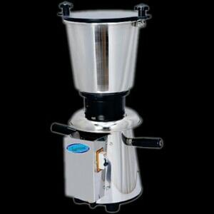 We Manufacturers and Supplier of Leenova Brand Heavy Duty Mixcer Grinder in Rajkot-Gujarat and All Type of Food Processing Machinery - by Paras Engineers, Rajkot