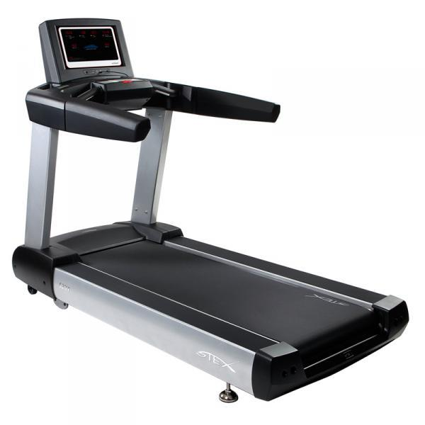 Afton - Stex Treadmill - STEX S23T available in Ahmedabad   Speed - 0.8 ~ 20 Km/h / 0.5 ~ 12.4 Mile/h - by V-Fit Fitness Store, Ahmedabad