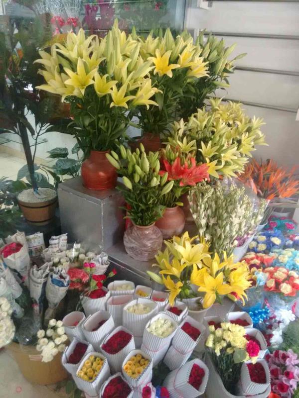 best flower shop at jayangar - by Rachi Creative, Bangalore