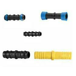Drip Joiner Manufacturers it use in Drip Irrigation Fitting with Good Quality of Raw Material in Rajkot