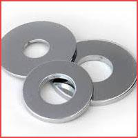 """Washer We offer a wide range of washers that can be used as a spacer, spring (belleville washer, wave washer), wear pad, preload indicating device, or locking device. These are available in different sizes ranging from M12 to M150 & 1/2"""" to - by Surya Metal Industries, Anand"""