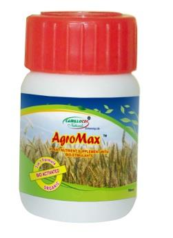 AgroMax -Herbal Soil Conditioner   AgroMax - herbal soil conditioner that is a completely non synthetic herbal soil conditioner. It is enhances the texture of the soil as well as its fertility. Moreover, our range also increases the humus percentage of the soil. Prepared using finest herbs, this conditioner is effective supplement of different types of plants. Improved Nutrient & water uptake Improved Root Growth Reduced transplant shock Application.