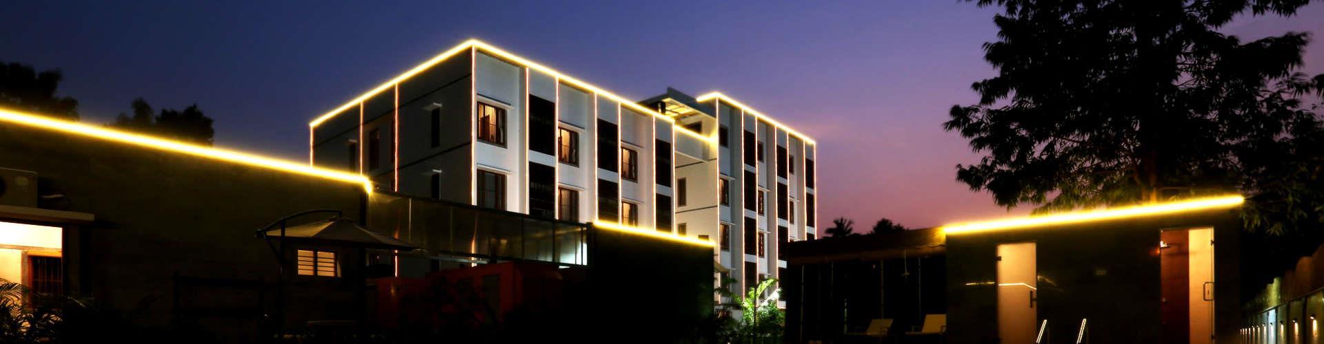 The best hotel-luxury in kumbakonam.  we are one of the leading luxury hotels in kumbakonam. we provide luxury & comfort feel  in  mayapuri Amira. - by Mayapuri Amira, Kumbakonam