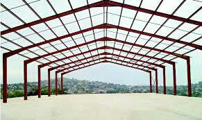 Industrial structural work erection work. - by Shri Ram Engineering, Vadodara