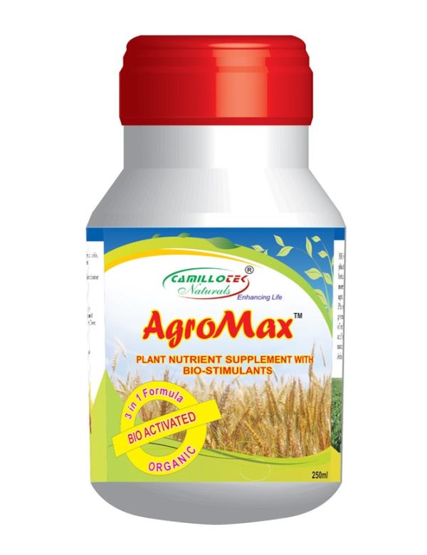 AgroMax - herbal soil conditioner that is a completely non synthetic herbal soil conditioner. It is enhances the texture of the soil as well as its fertility. Moreover, our range also increases the humus percentage of the soil.   Prepared using finest herbs, this conditioner is effective supplement of different types of plants.	 Improved Nutrient & water uptake Improved Root Growth Reduced transplant shock