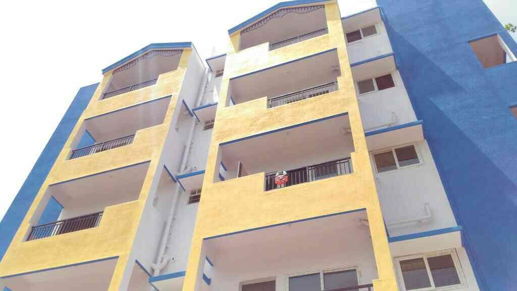 2BHK apartments ready to occupy