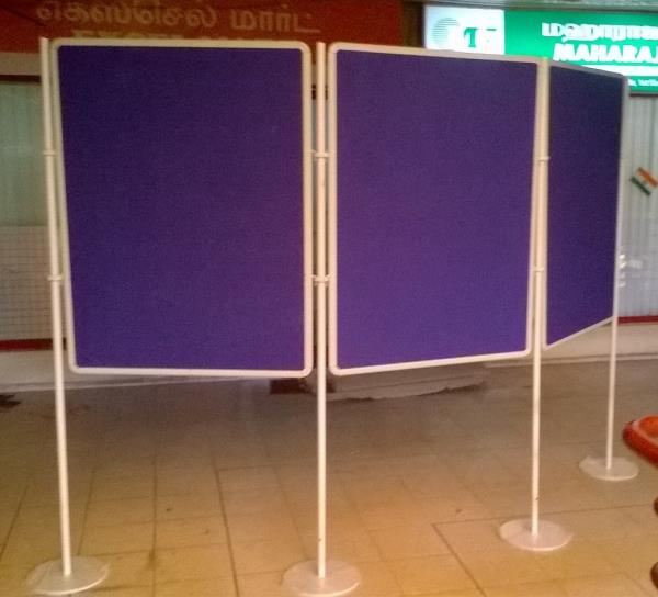Exhibition Display System - by Excel Mart, Chennai