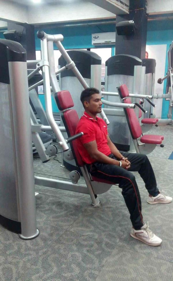 we our gym provides best equipped gym in Vadodara