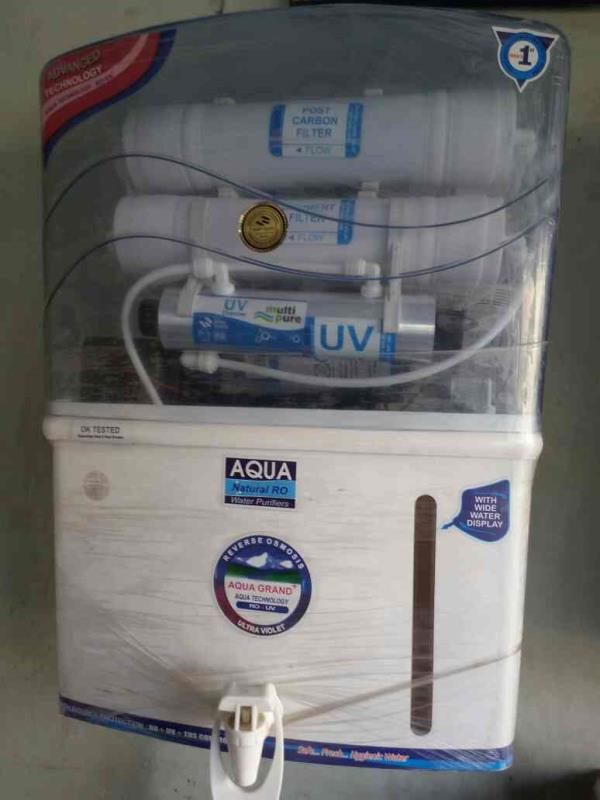 We Offer Aqua Natural Water Purifier Domestic and industrial with Good Quality Raw Material Low Maintainace in Rajkot in Varius Model and Design