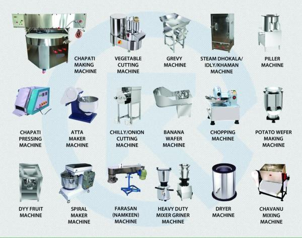 industrial kitchen equipents machinery in baroda