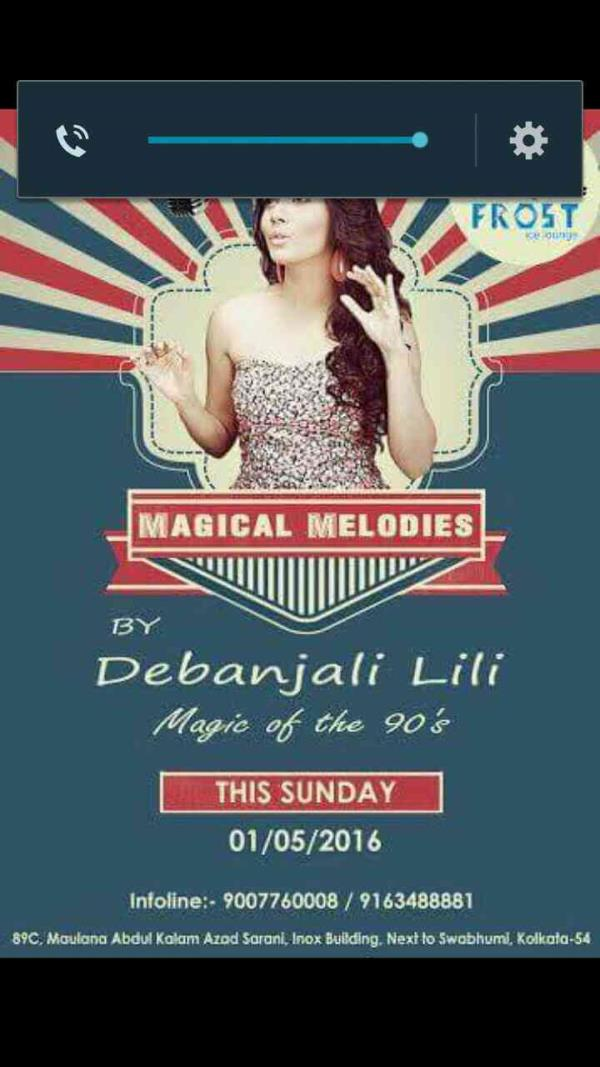 """""""LIVE MUSIC"""" in town..every Sunday only at beer republic - by Beer Republic, Kolkata"""