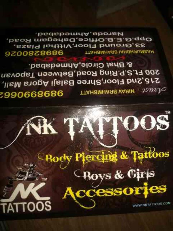 we are providig body tattoos  - by Nk Tatoos, Ahmedabad