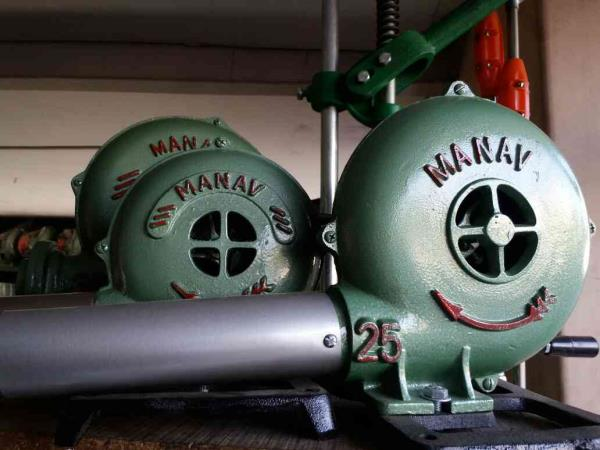 RP Sales Suppliers and Traders of Manav Brand Blower in Rajkot-Gujarat with Good Quality