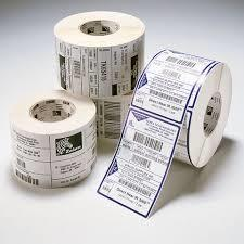Barcode Labels  We are one of the leading Barcode labels Manufacturer and supplier from Hyderabad and best prices.   We have cromo label, Direct Thermal Labels, Thermal Transfer ribbons of various sizes.  Some of the sizes as below  * 40x20 - by SANRAM MARKETING, Hyderabad