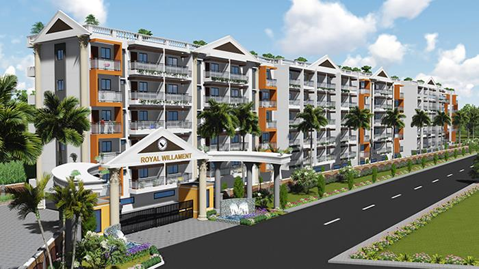 2bhk apartment in bannerghatta road - by Cementech Infrastructure Pvt Ltd, Bangalore