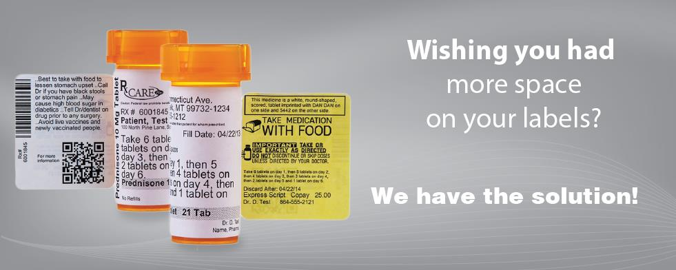 Pharma Labels :  Labeling of a Pharmaceutical various products will be a  very important as it gives information about the medicine, ingredients and manufacturers details. We are engaged in manufacturing and exporting a wide range of Pharma - by SANRAM MARKETING, Hyderabad