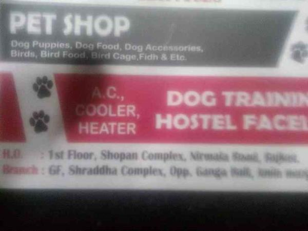 we are the largest supplier of all type of animals and animal goods in rajkot based.