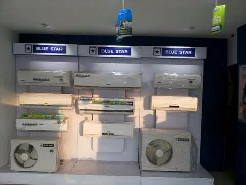 We are authorised dealer of Blue star ac  - by Delight Aircon, Ahmedabad