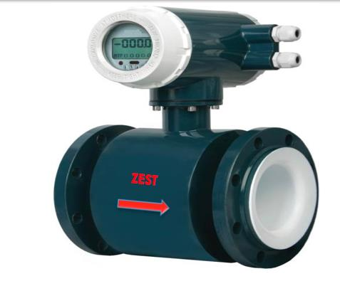 Zest flow meter are highly acclaimed Manufacturer and Supplier of Electromagnetic Water Flow Meter. The wide range of Electromagnetic Water Flow Meter, offered by us, is primarily used in the measurement of the flow of conductive liquids of - by Zest Engineering , New Delhi