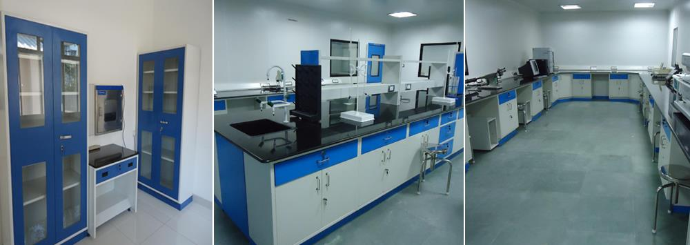 Lab Furniture Manufacturers in Chennai  We Supply and Furnish Laboratory Furniture to Pharmaceuticals and Chemical industries, Biotechnology, Environmental Protection Lab, Science, Medical and Engineering colleges, Research and Development  - by Mee Lab Furnisher, Chennai