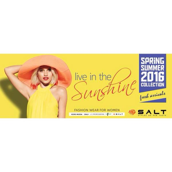 Fresh Arrivals. Spring Summer Collection now in store. - by SALT Multi Brand Outlet, Indore