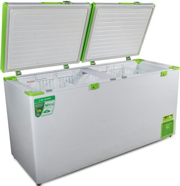 Rockwell 500 ltrs double door freezer  - by D Star Commercials, Hyderabad