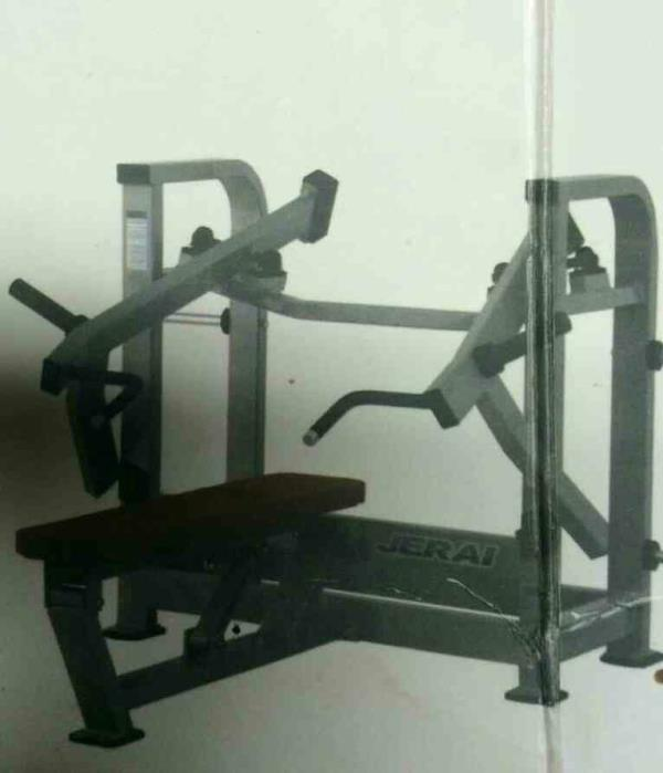 Dual axis chest press equipments manufacturer in vadodara