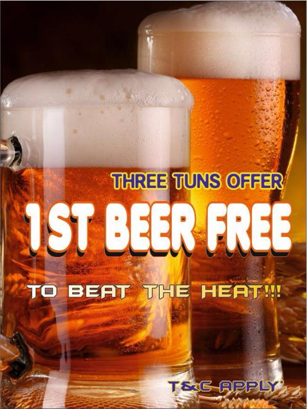 Today is a day to drink Beer becoz its Thusday  !!  At