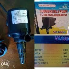 submersible pump and aquarium - by Sri Veda Agencies, Hyderabad