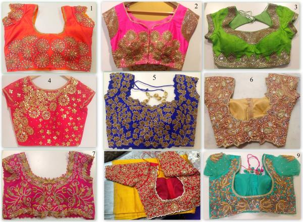 Check out these intricate blouse designs from the house of Mugdha Art Studio..!!  Beautifully crafted, beautifully handmade!!Just for you..... Contact Details:040-65550855 Watsapp: 9010906544 / 9949047889 Email-id : Mugdha410@gmail.com Instagram : MugdhaArtStudio #weddings #bride #hyd #Hyderabad #india #creative #unique #beautiful #mugdha #classic #TheMugdhaBride #happiness #sashivangapalli