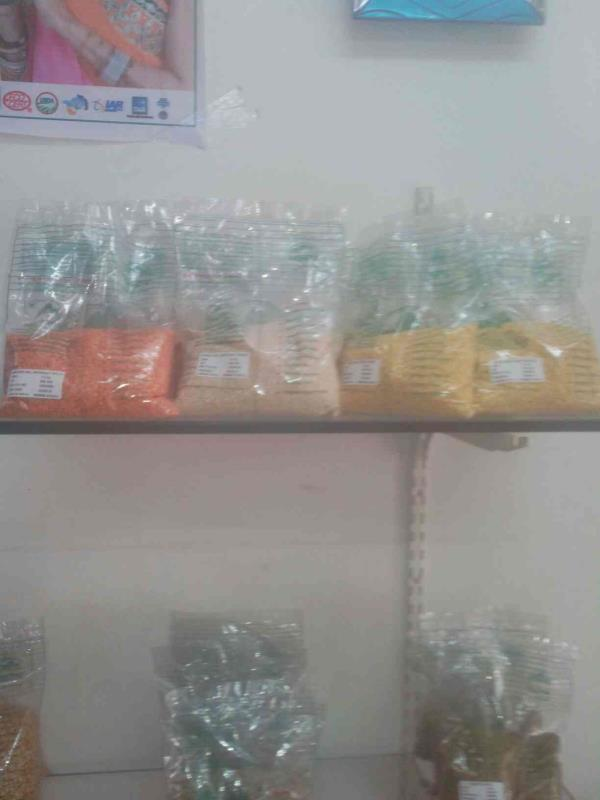 We have wide range of organic pulses