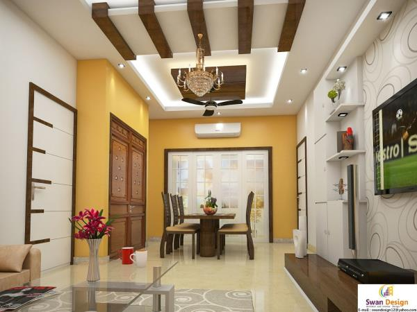 INTERIOR DESIGNER IN BANSHANKERI  Contact :- 7795599971 - by Swandesign&architecture, Bengaluru